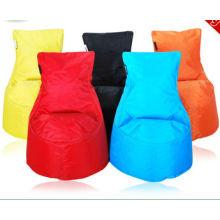 Sac de beanbag pour bébé en plein air fauteuil de sac de haricot adulte sac de haricots coloré