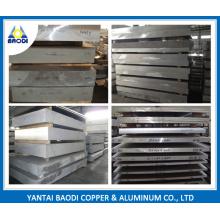 6061 T6 Alumínio Folha de estoque Nenhum portes mínimo