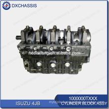 4JA1 4JB1 cylinder block 1000000TXXX