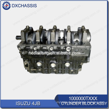 Bloco de cilindros 4JA1 4JB1 1000000TXXX