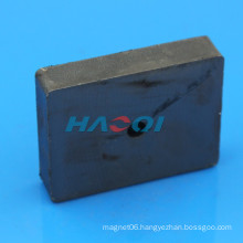 high quality ceramic rectangular ferrite magnets