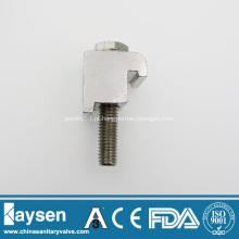 ISO63-100 M8 única braçadeira de parede