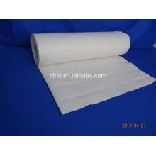 Matériau de filtre de tissu filtrant de feutre d'aiguille de PPS avec la membrane de PTFE