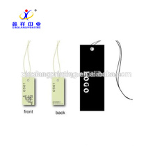Paper Hang Tags T-shirts Fashion Design Hangtag For Swimwear