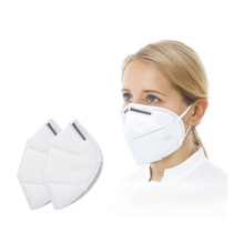 Stock earloop mouth máscara de segurança