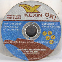 Angle Grinder En12413 Resin Abrasive Cutting Discs
