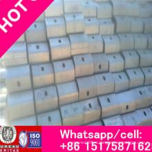 Профессиональные оцинкованные стальные ограждения для автомагистралей, Окрашенные из гофрированного картона Q235 ограждения с волновой формой, поставка на заводе