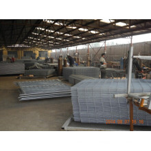 Galvanized Welded Mesh Fence (001)