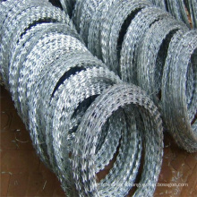 Galvanzied Concertina Razor Wire with (CE and SGS)