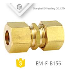 EM-F-B156 Messingverbindung für PVC-Rohr