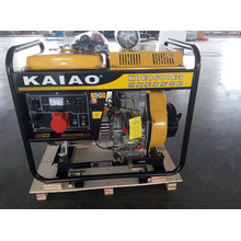 AC Three Phase 50Hz/7kVA Key Start Open-Frame Diesel Generator