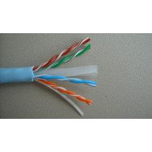 Utp cat6 pass didacticiel réseau câblé câble réseau câble cat6