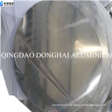 Aluminiumkreis für Druckbehälter