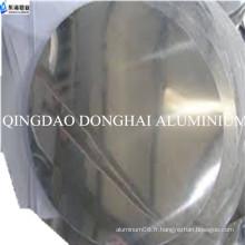 Cercle d'aluminium pour les récipients à pression