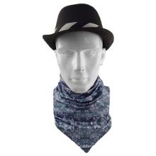 Outdoor multifunctional custom stylish warm unisex sport triangular bandana
