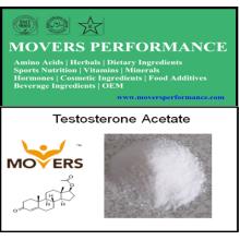 Acétate stéroïde de testostérone de poudre anabolique pour le bodybuilding