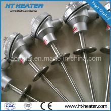 Измерение температуры Hongtai Platinum Resistance Rtd Sensor PT100