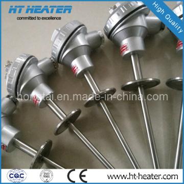Medição de temperatura de Hongtai Sensor de resistência a platina Rtd Sensor PT100