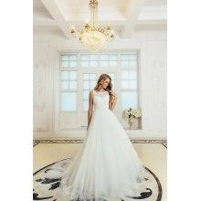 Robes de mariée occasionnels de dentelle plage 2015