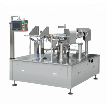 Automatic Rotary Preformed Big Pouch Food Packing Machine