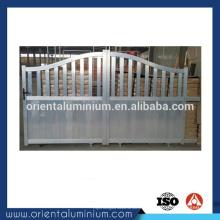 Portes coulissantes en aluminium