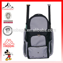 Sport Backpack Softball Bag for 4 Bats with Multiple Pockets