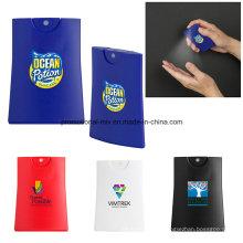 Werbungs-Händedesinfektions-Spray mit freiem Alkohol für persönliche Sorgfalt und Gesundheitswesen-Anlagen