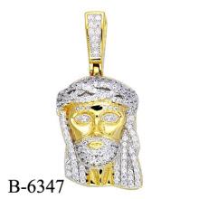Colgante de plata esterlina de la joyería 925 de la nueva manera del diseño para el hombre