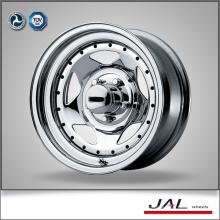 Remolque 2015 y rueda de remolque de acero 4X4