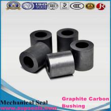 Grafite de carbono de antimônio grafite anel de vedação de carbono de grafite