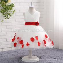 2017 nueva moda Niños Grupo de la edad y En-Stock Artículos Tipo de suministro vestidos de niña de las flores