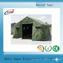 Tentes de secours personnalisées de secours de logo