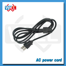 Бесплатный образец Канады стандарт 2-штекерный кабель питания IEC 60320 C7 с UL
