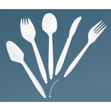Plastic Cutlery Fork Knife Spoon