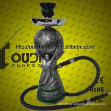 World Cup resin hookah shisha best design shisha al fakher hookah