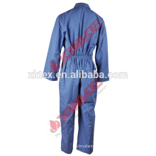 Cotton and Nylon blend fire retardant working garment