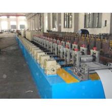 Puerta de acero galvanizada del obturador del laminado de la espuma del grueso 0.3-0.6mm de la PU que forma la máquina