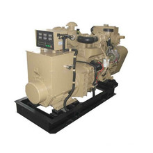 300kw / 375kVA CUMMINS Emergency Marine Generator Set