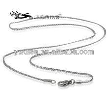 Aço inoxidável freio cadeia atacado pedaços de jóias para homens