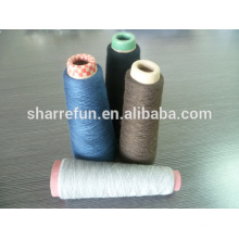 Top-dyeing anti-pilling Worsted cashmere yarn 68NM/3 with small MOQ