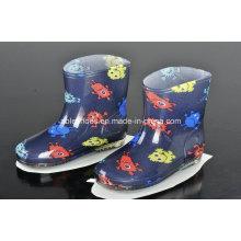 Novo estilo moda de alta qualidade meninas Childrens Rainboots