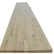 Encimera de cocina de madera Iroko