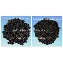Graphitized Petroleum Coke/Graphite Electrode Scraps for steelmaking