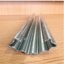 Sesuaikan Hot Dipped Galvanized U Post