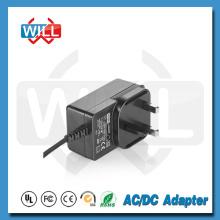 Adaptador de conmutación de adaptador de corriente UK