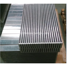 Aluminium Plate & Bar Intercooler Kerne