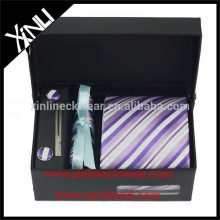 100% Handmade Perfect Knot Mens Wholesale Silk Tie Sets