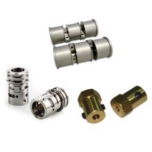 Aluminum CNC Milling And Machining Parts Copper Brass Aluminum Machine Spare Parts Milling Machine Parts Steel