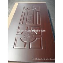 HDF melamina porta pele 4.5mm
