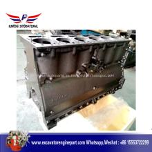 Bloque de cilindro de pieza de motor de excavadora 1N3576